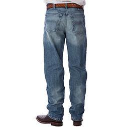 Cinch Men's Label 2.0 Medium Wash Jeans Med Stone 33W x 34L