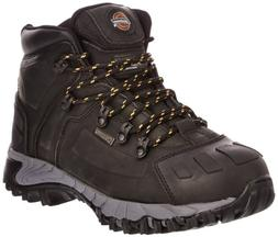 Dickies Men's Leather Medway S3 Safety Boots 8 UK Black