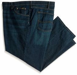 Lee Men's Big & Tall Premium Select Custom-Fit Relaxed Strai