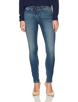 Calvin Klein Jeans Women's Legging Jean, Periwinkle, 28