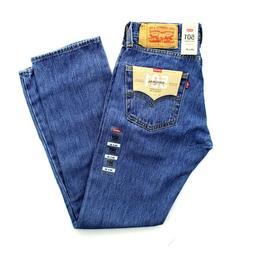 Levi's 501 Jeans Men's Original Fit Straight Leg Denim Pants