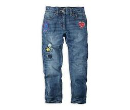 Levi's 511 Boy's Slim-Fit Patched Vintage Falls Jeans