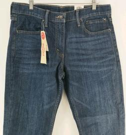 Levi's 511 Jeans Mens Sz 33x30 Slim Straight Stretch
