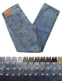 Levi's 511 Men's Jeans Slim Fit Straight Leg Denim Jean Casu