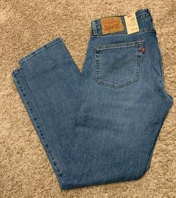 Levi's 511 Slim Fit Jeans WStretch Blue Men's Sizes NWT MSRP