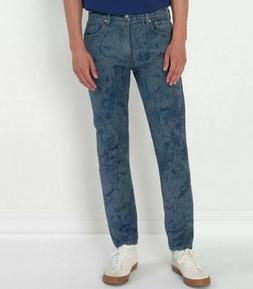 Levi's 512 Slim Taper Fit Stretch Jeans DRAGON SNAKE Size 38