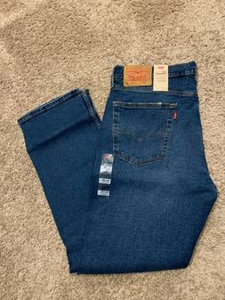 Levi's 514 Straight Fit Jeans WStretch Men's Sizes NWT MSRP$