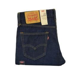 Levi's 527 Men's Jeans Size 32x34 Slim Bootcut Blue Denim Di