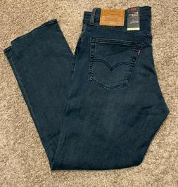 LEVI'S 541 Athletic Taper Fit Stretch Jeans Dark Blue Men's