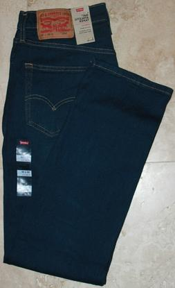 LEVI'S 541 Athletic Taper Jeans men's  NEW WITH TAGS color: