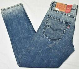 Levi's Jeans Men 31x30 502 Regular Taper Fit Stretch Denim W