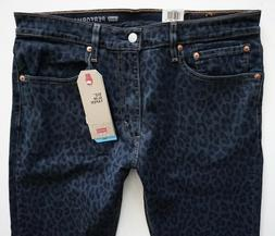 Levi's Levis 512 Slim Taper Mango Cheetah Stretch Performanc