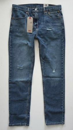 Levi's Levis Nwt Mens 511 Slim Fit Biscuits Distressed 04511