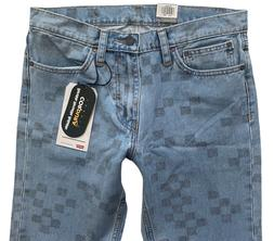 Levi's Levis Nwt Mens 511 Slim Fit 045113776 Distressed Lemo