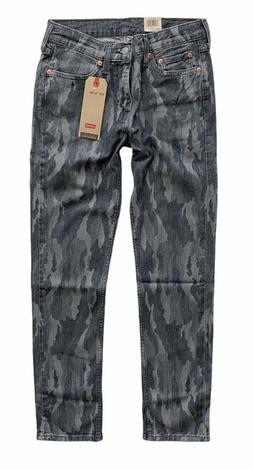Levi's Levis Nwt Mens 511 Slim Fit 045114643 Slate Gray Camo