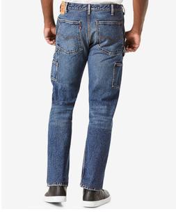 Levi's Men's 2-Way Stretch Slim CARPENTER Denim Jeans  NWT M
