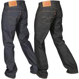 Levi's Men's 501 Original Shrink To Fit Jeans Straight Leg B