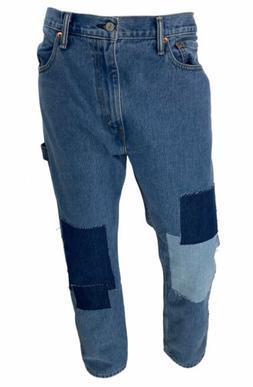 Levi's Men's 502 Regular Fit Tapered Leg Carpenter Light Blu