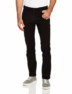 Levi's Men's 511 Slim Fit Commuter Jean, Black-4-Way Stretch