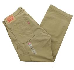Levi's Men's 550 Jeans Regular Fit Carpenter Button Fly Jean