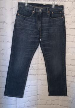 Levi's Men's 559 Relaxed Fit Straight Leg Denim Jeans - Medi