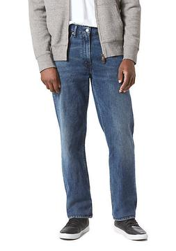 LEVI'S MEN'S BIG & TALL 550 RELAXED FIT PANTS JEANS 42 46 48