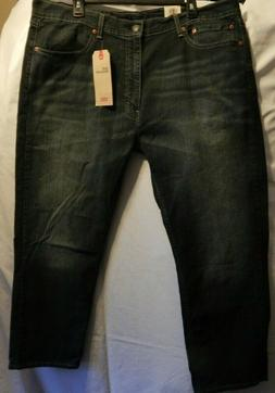 Levi's Men's Red Tab 505 Regular Fit Jeans Size 38 X 29 W38