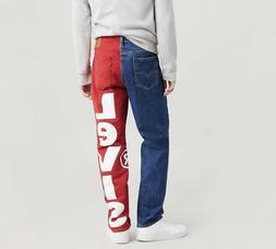 LEVI'S Premium 541 Athletic Men's 36x30 Taper Jeans $89 BLUE