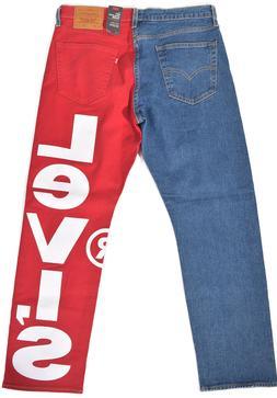Levi's Premium 541 Men's $89.50 Logo Taper Stretch Denim Jea