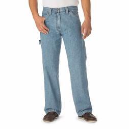 Levi's   Signature Carpenter Jeans   Medium Wash Blue