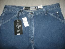 Levi's silverTab Carpenter Heavy Weight Blue Denim Jeans 40x