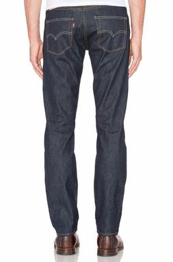 Levi's Strauss 511 Men's Selvedge Denim Premium Slim Fit Jea