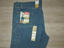 Levi Strauss Signature Carpenter Jeans Relaxed Fit Straight