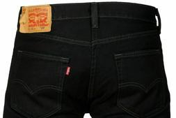 Levis 501 Original Fit Jeans Straight Leg Button Fly 100% Co