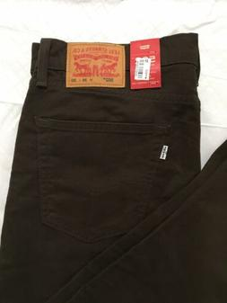 Levis 502 Jeans Men's Tag Size 36x30 Regular Fit Slightly Ta