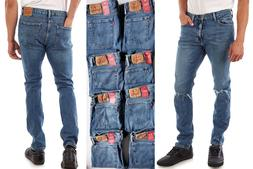 Levis 510 Skinny Fit Stretch Mens Jeans Sizes:26/28/29/30/31