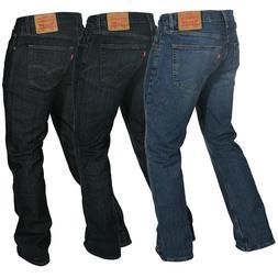 Levi's 527 Slim Fit Boot Cut Men's Jeans
