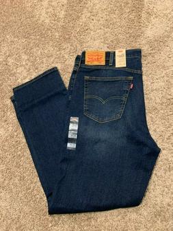 Levis 541 Athletic Taper Stretch Jeans Blue Men's Size 38X34