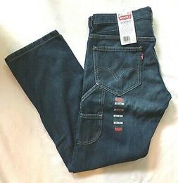 LEVIS Carpenter Loose Fit Dark Stonewash Jeans Out of Produc