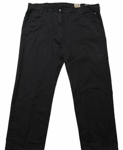 LEVI'S Men Big and Tall 559 Jeans 48x32 Washed Black