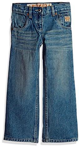 Cinch Big Boys' Tanner Regular Jeans, Medium Stone Wash, 18R