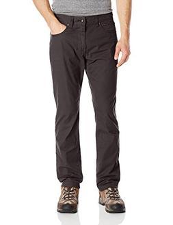prAna Living Men's Tucson 30-Inch Inseam Pant, 30, Charcoal