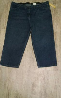Lee Loose Fit Straight Leg Mens Jeans 52x30 *NWT*