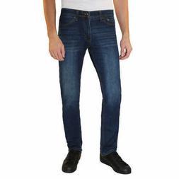 Nat Nast Luxury Originals Men's Stretch Straight Fit Jeans D