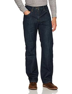 86f07d62 Editorial Pick Carhartt Men's M Relaxed Fit Holter Jean Fleece Lined, Blue