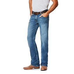 Ariat Men's M2 Relaxed Boot Cut Jean, Stretch Brandon, 36X34