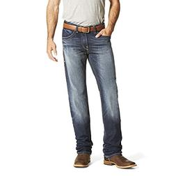 Ariat Men's M2 Relaxed Fit Boot Cut Jean, Cadet Straightedge