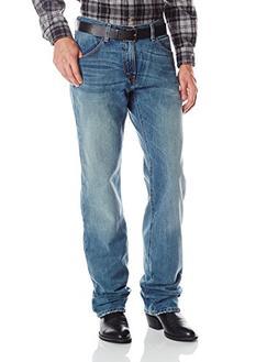 Ariat Men's M2 Relaxed Fit Jean, Granite, 36x32
