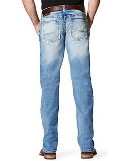 Ariat Men's Blue M2 Stirling Shasta Jeans Boot Cut Blue 30W