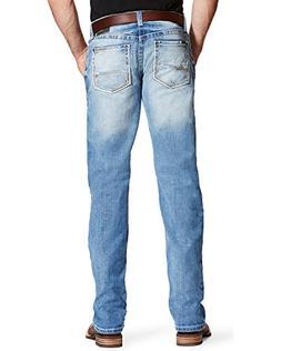 Ariat Men's Blue M2 Stirling Shasta Jeans Boot Cut Blue 30W